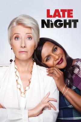 Late Night [2019] [CUSTOM HD] [DVDR] [NTSC] [Latino]