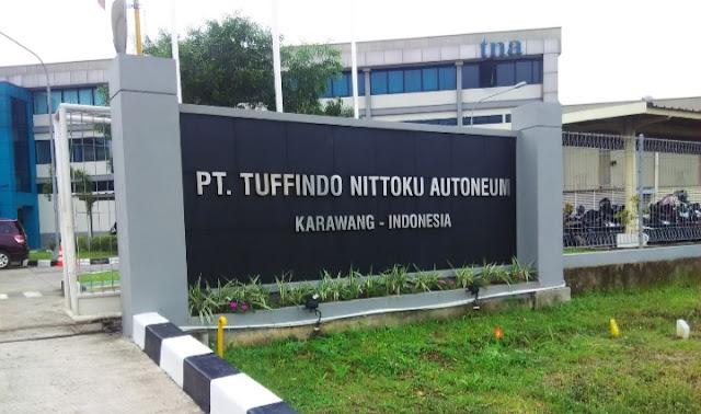 Lowongan Kerja PT. Tuffindo Nittoku Autoneum, Jobs: Operator Produksi, Purchasing Manager