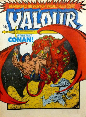 Valour #13, Conan the Barbarian