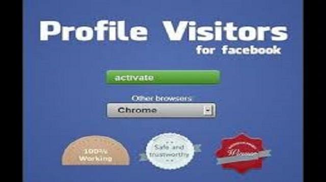 Cara Melihat Orang yang Mengunjungi Profil FB