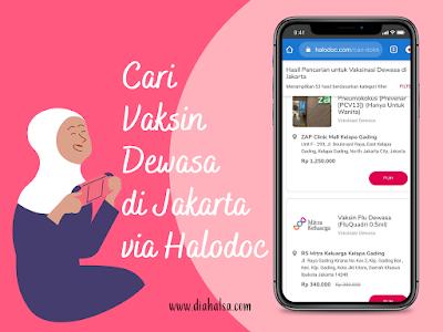 Vaksin Jakarta Halodoc