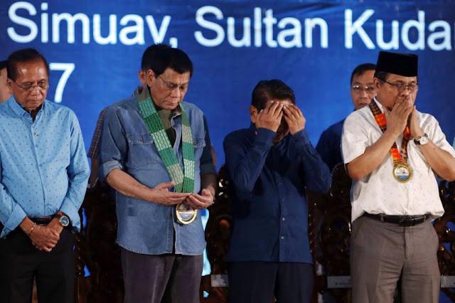 Alhamdulillah! Presiden Duterte Tetapkan Idul Adha Jadi Hari Libur Nasional di Filipina