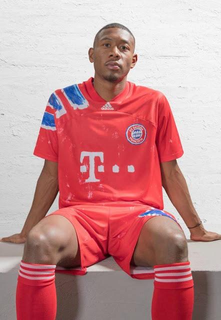 Adidas Bayern Munich Humanrace Jersey