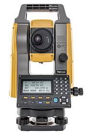 Total Station Topcon GM-52 ( WA.082112325856 )
