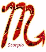 Full Moon October Scorpio