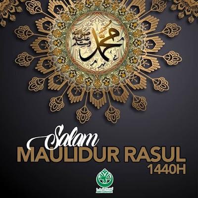 Salam Maulidurrasul 1440H