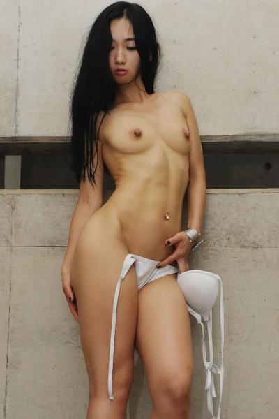韓國嫩模 智秀JISU Korean Naked Model Jisu