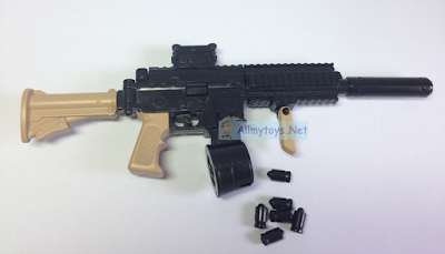 Mini Assault Rifle Toy Gun 3