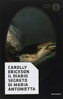 Il diario segreto di Maria Antonietta - Carolly Erickson