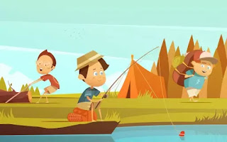 Kisah Pemancing CIlik