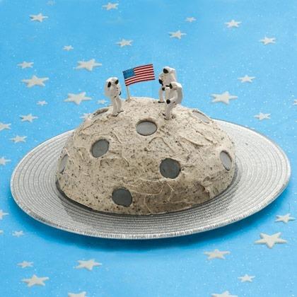 Crater Cake Recipe