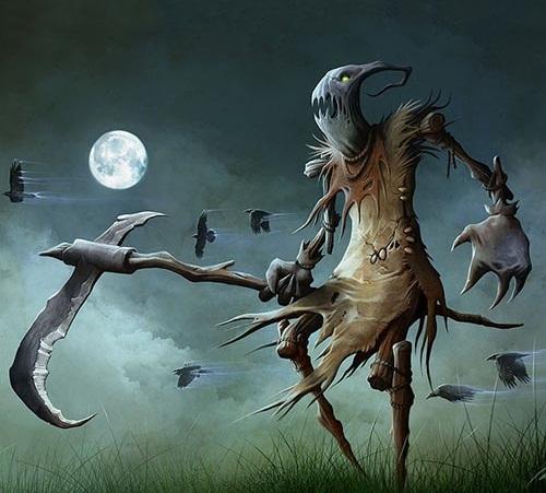 Lối chơi Fiddlesticks