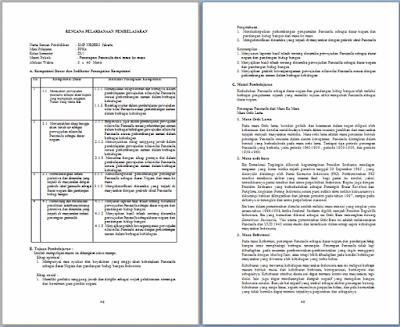 Silabus dan RPP PPKN SMP Kelas 7 8 dan 9 Revisi 2019-2020