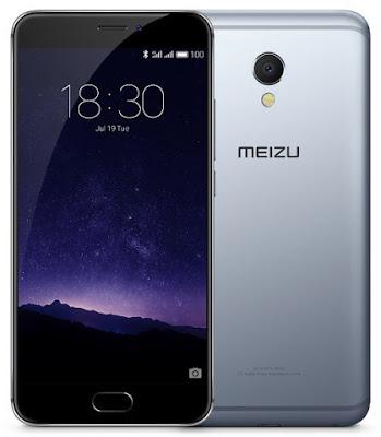 Meizu MX6 (4 GB RAM)