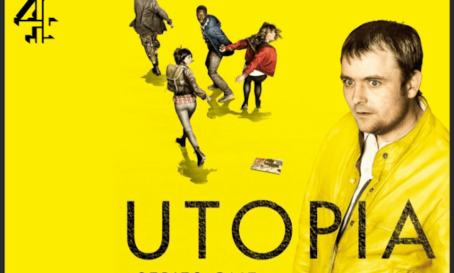 Utopia Season 1-2 Complete 480p WEBRIB All Episodes