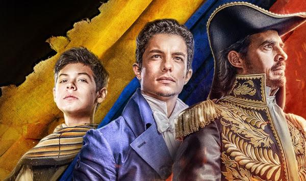 Bolivar - Uma série histórica - Netflix