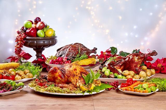 "A ""HoHoHo-To-Go"" Holiday Feasting, Resort Café, Festive Takeaway Menu, Sunway Resort Hotel & Spa, Food"