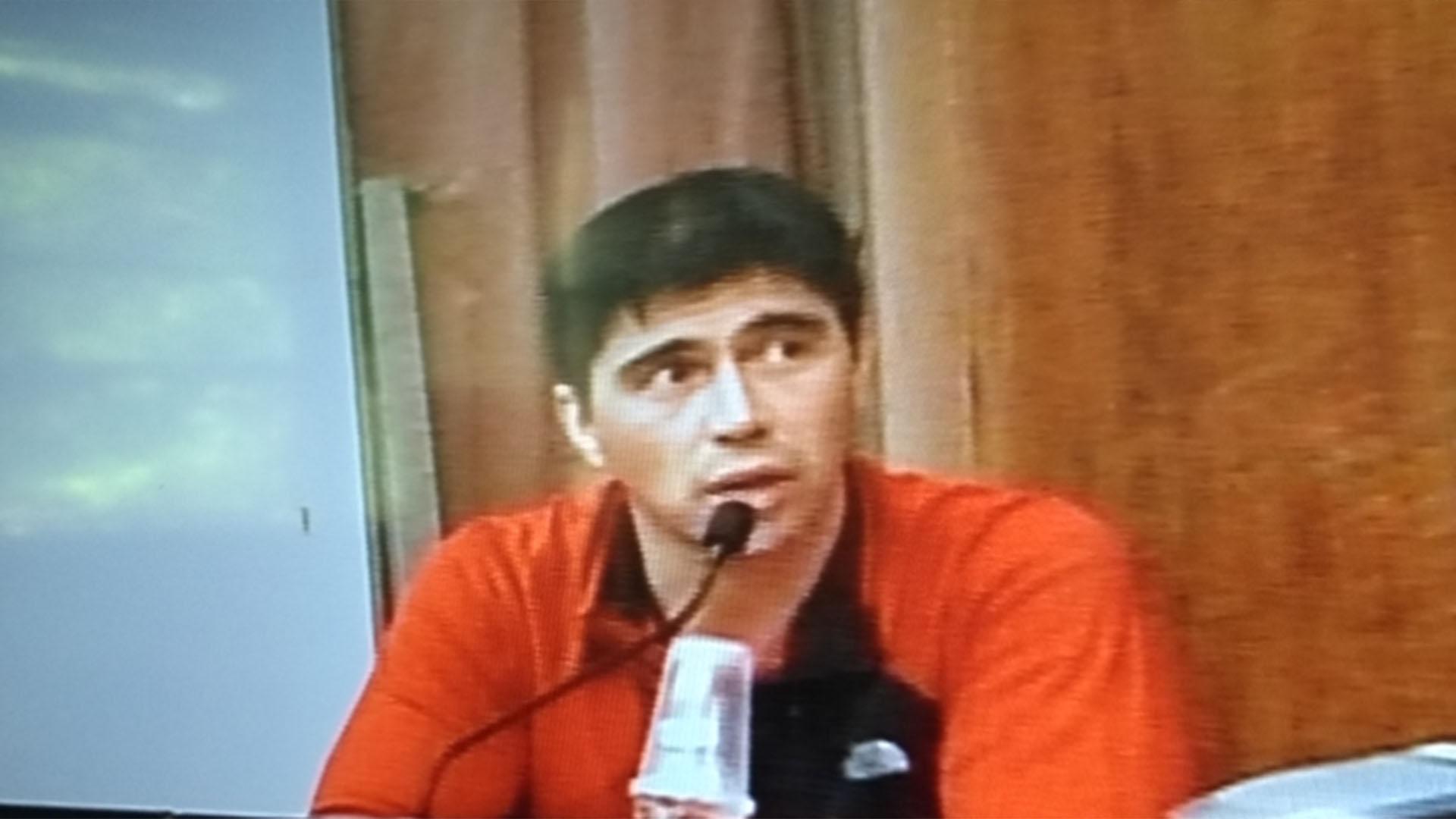 """Declaró Martín, hijo mayor de Lázaro Báez: """"No cometí ningún delito, pero tengo la vida destrozada y ya estoy socialmente condenado"""""""