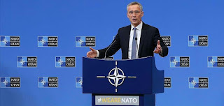 أمين عام الناتو يدعو النظام السوري لوقف الهجمات ضد إدلب