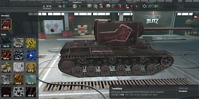 KV-2 (Ağır Tank - Rusya)