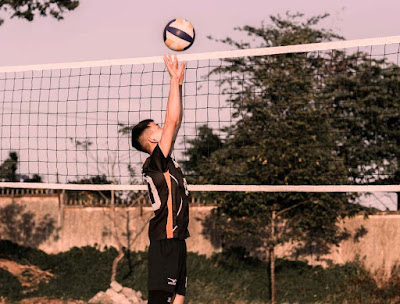 Basics And Skills For Volleyball Players