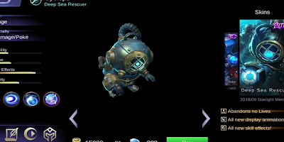 Skin Cyclops - Deep Sea Rescue