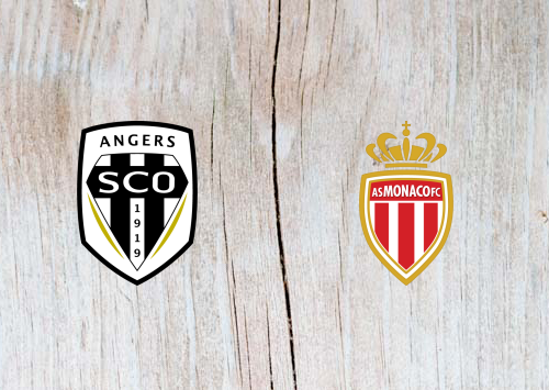 Angers vs Monaco - Highlights 2 March 2019
