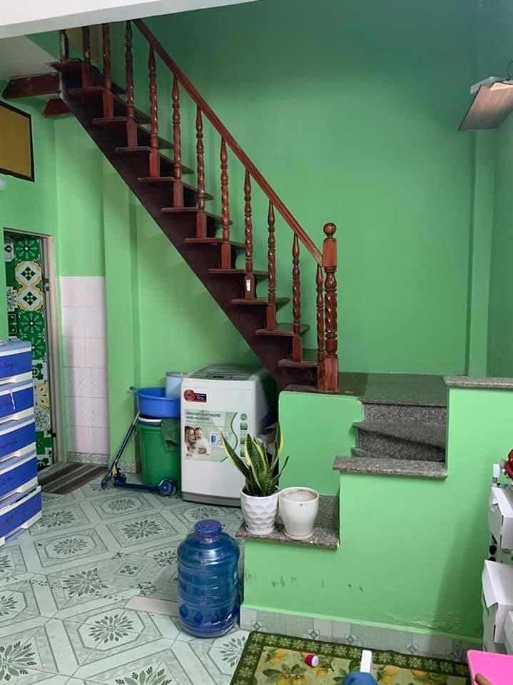Bán nhà riêng Tạ Quang Bửu phường 2 Quận 8. Nhà 1 lầu BTCT hẻm 4m