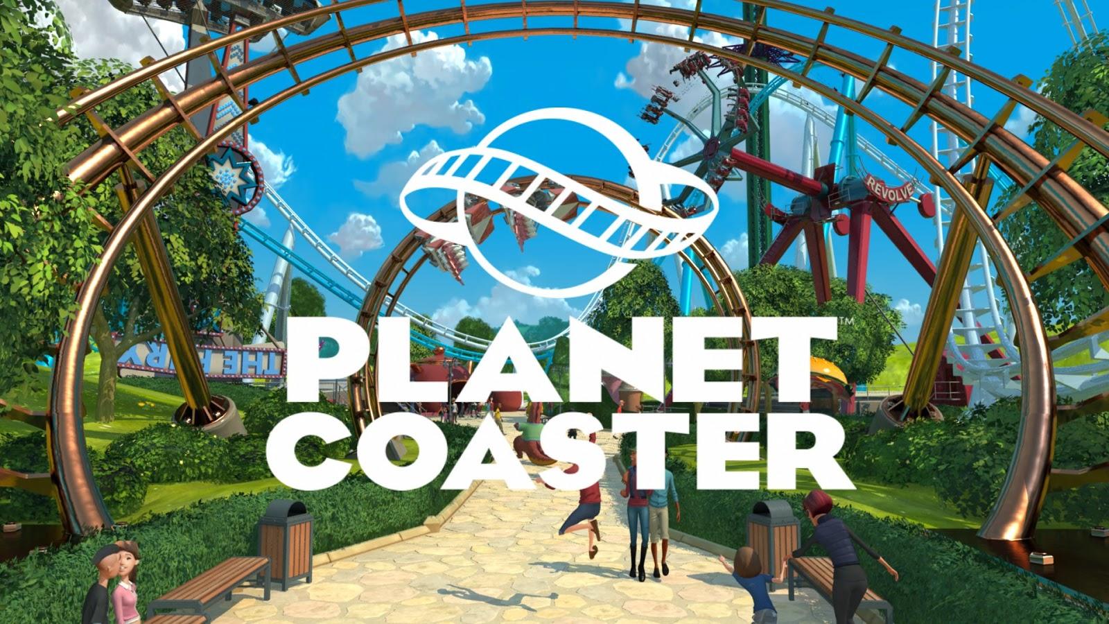 تحميل لعبة planet coaster من ميديا فاير