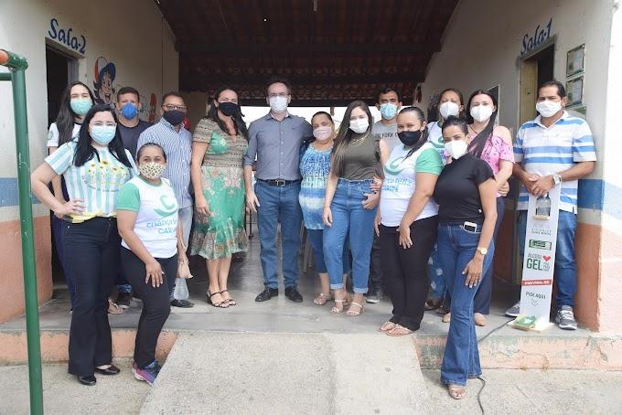 'Prefeitura mais perto de você' realiza ações de saúde e ação social em Boa Esperança-Cariré
