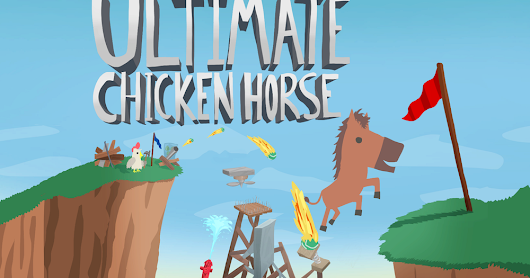Ultimate Chicken Horse at PAX East - a Game for Best Frenemies
