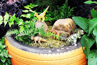 gallery of garden ideas for kids or children2