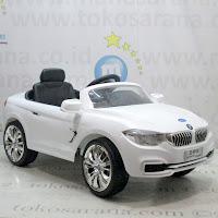 Mobil Mainan Aki Pliko PK3818N BMW 4 Series Coupe