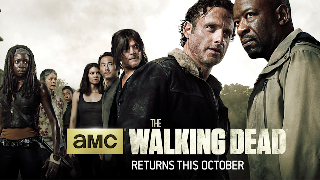 the walking dead s6 poster