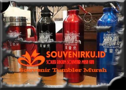 souvenir tumbler murah, beli aja di souvenirku.id.