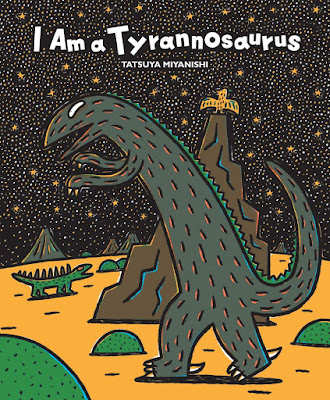 I Am a Tyrannosaurus is a sweet story that sends a very positive message about helping others, even those you might not normally be friends with.  #Tyrannosaurusseries #Museyon #NetGalley #PictureBook #ChildrensLit