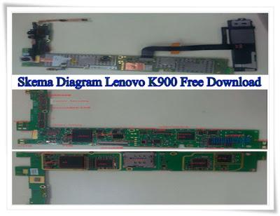 Skema Diagram Lenovo K900 Free Download