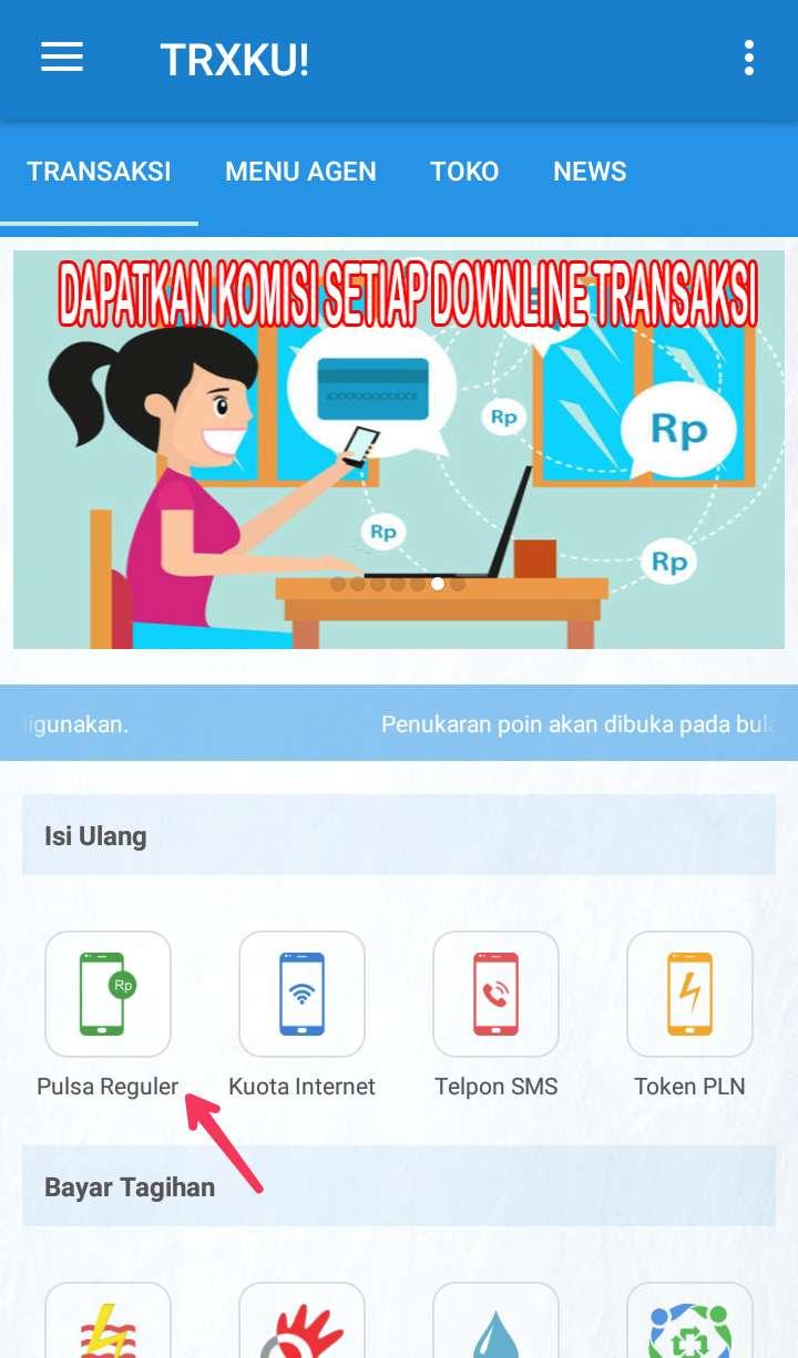 Berarti jiwa perjuangan kau sudah mulai muncul Inilah Aplikasi Jualan Pulsa Online Termurah Dengan Server Terbaik Untuk Android