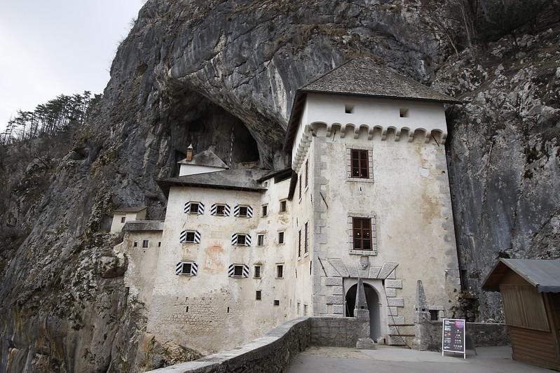 Slovenia Castle