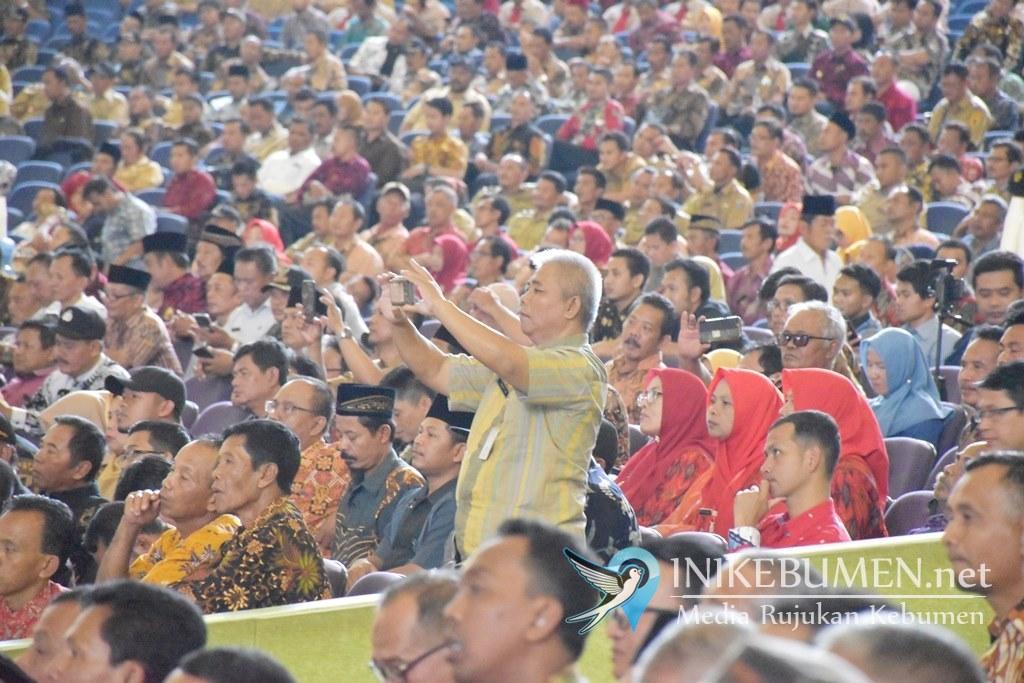 Bersama 449 Kades, Gus Yazid Hadiri Raker Percepatan Penyaluran Dana Desa di Semarang