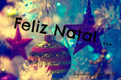 London Girls: Feliz Natal !