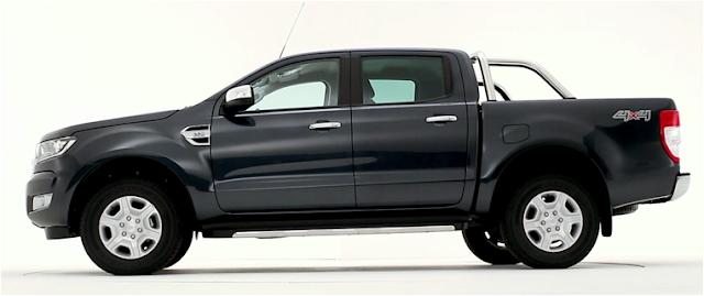 Ford Ranger là chiếc xe SUV đa năng nổi trội và hết sức an toàn