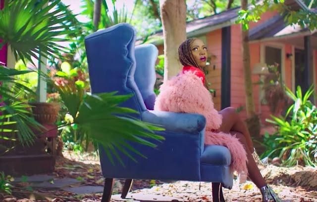 Tiwa Savage new music 'All Over'