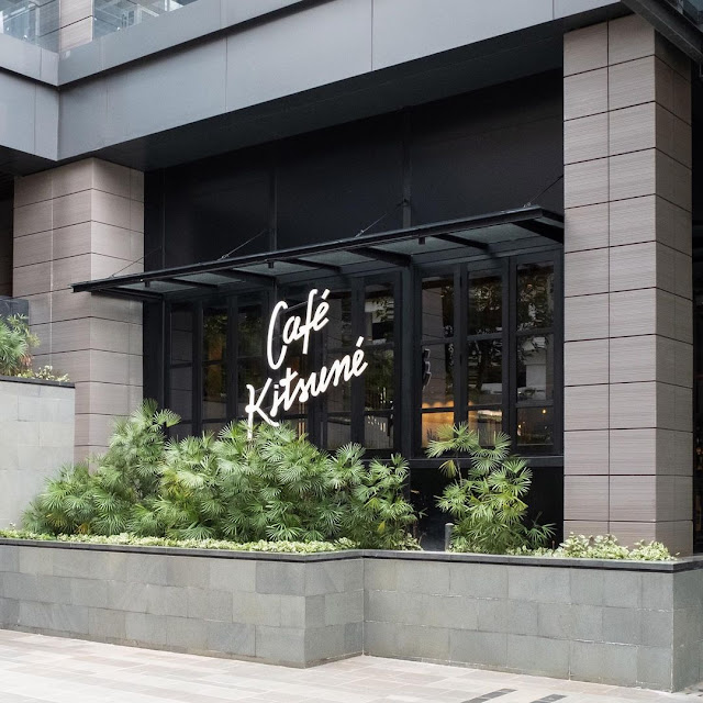 Cafe Kitsune Kebayoran Baru Jakarta