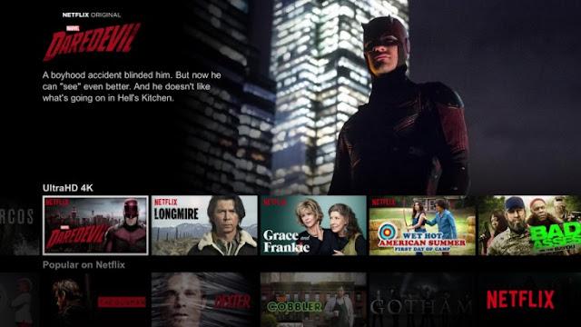 Netflix subirá sus precios a partir de mayo de 2016