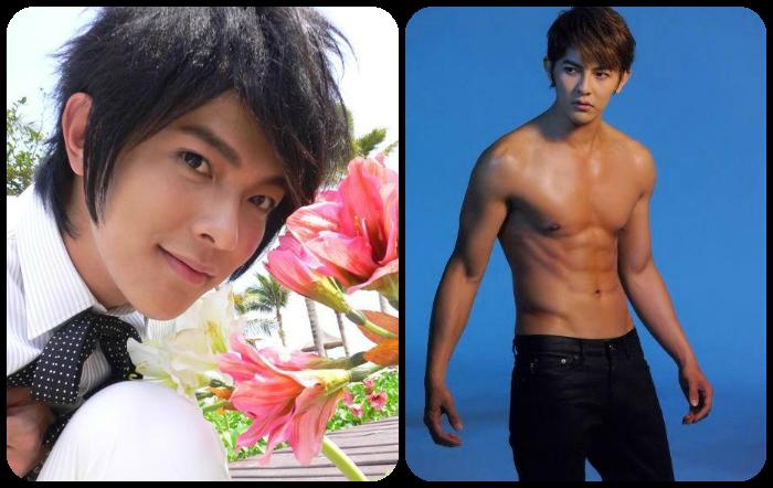 Conheça os 13 atores de Taiwan, sem os quais você não pode viver sem Jiro Wang