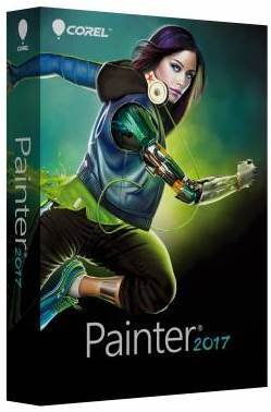 Download Corel Painter 2017 + Serial