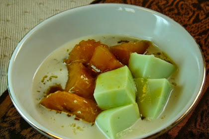 Resep Kolak Campur ala Bandung Yummy