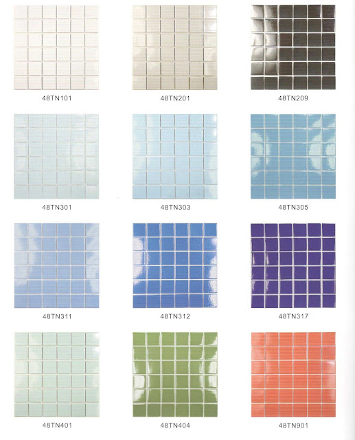 swimming pool tile supplier in dubai