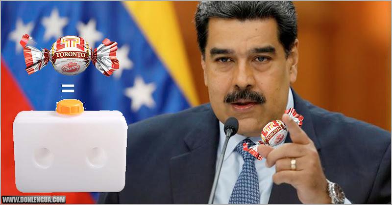 Maduro comparó precio de la gasolina con un Toronto pero no con el salario mínimo